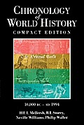Chronology Of World History Compact Edition