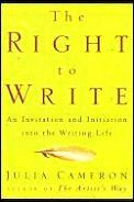 Right To Write An Invitation & Initiatio