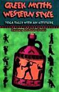 Greek Myths Western Style Toga Tales