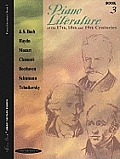 Frances Clark Library for Piano Students||||Piano Literature of the 17th, 18th and 19th Centuries, Bk 3