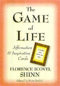 Game of Life Affirmation & Inspiration Cards Positive Words for a Positive Life