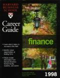 Finance 1998