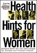 Health Hints For Women Essential News Yo