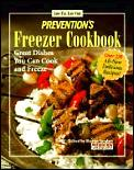 Low Fat Low Cost Freezer Cookbook Prevention