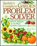 Rodales Complete Garden Problem Solver