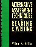 Alternative Assessment Techniques For Re