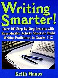 Writing Smarter Over 100 Step By Step Le