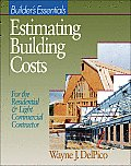 Estimating Building Costs For the Residential & Light Commercial Contractor 1st Edition