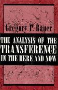 Analysis Of The Transference In The Here