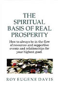 Spiritual Basis Of Real Prosperity How