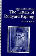 Letters of Rudyard Kipling #3: The Letters of Rudyard Kipling
