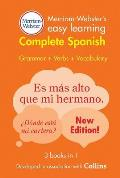 Merriam-Webster's Easy Learning Complete Spanish