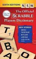 Official Scrabble Players Dictionary 6th Edition