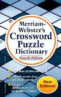 Merriam Websters Crossword Puzzle Dictionary Fourth Edition