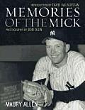 Memories Of The Mick Baseballs Legend