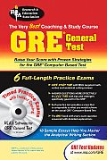 Gre General Cbt With Cd Rom