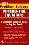 Differential Equations Problem Solver Volume 2