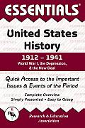 Essentials Of U S History 1912 1941
