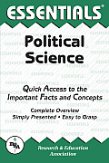 Essentials Of Political Science