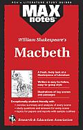 Macbeth (Maxnotes Literature Guides)