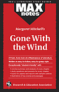 Gone with the Wind (Maxnotes Literature Guides)