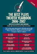 The Best Plays Theater Yearbook