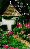 Gardens Of Colonial Williamsburg