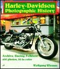 Harley Davidson Photographic History