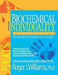 Biochemical Individuality The Basis For