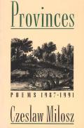 Provinces Poems 1987 1991