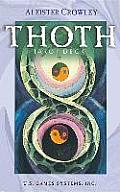 Thoth Crowley Tarot Card Deck