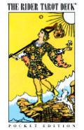 Rider Waite Tarot Card Deck Pocket Edition