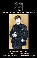 From Marriage to Divorce: Five One-Act Farces of Marital Discord