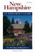 New Hampshire An Explorers Guide 4th Edition