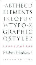 Elements Of Typographic Style