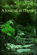 Journal In Thyme