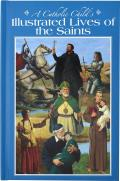 A Catholic Child's Illustrated Lives of the Saints