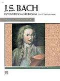 J S Bach Inventions & Sinfonias