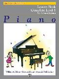 Alfreds Basic Piano Course Lesson Book Complete 1 1a 1b