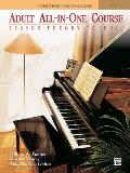 Alfreds Basic Adult All In One Piano Course Level 1
