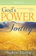 God's Power for Today (365-Day Devotional)