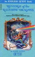 Revenge Of The Rainbow Dragons: Endless Quest 6: TSR 8506
