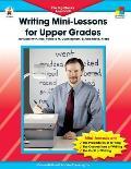 Writing Mini Lessons For Upper Grades