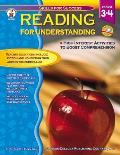 Reading for Understanding Grades 3 4