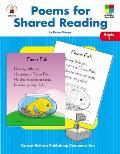 Poems for Shared Reading, Grade 1