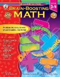 Brain-Boosting Math: Grades 3-4 (Skills for Success)