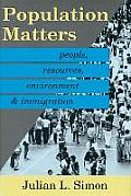 Population Matters People Resources