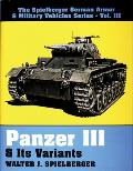 Panzer III & Its Variants