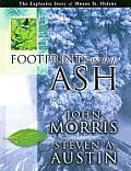 Footprints in the Ash The Explosive Story of Mount St Helens