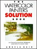 Watercolor Painters Solution Book
